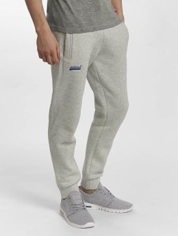 Superdry Jogginghose Orange Label Cali grau