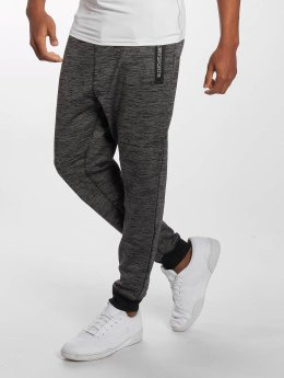 Superdry Jogginghose Sport Training grau