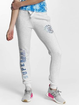 Superdry Jogginghose Track And Field grau