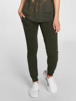 Superdry Jogginghose Gym Tech Luxe khaki