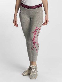Superdry Legging Skater grijs