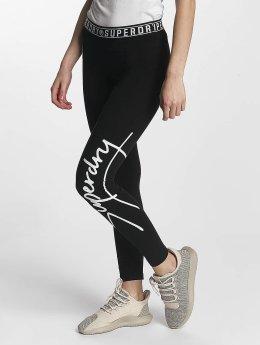 Superdry Skater Leggings Black