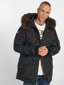 Superdry Parka SDX camouflage