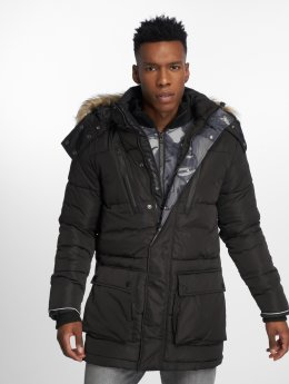 Superdry Parka Expedition schwarz