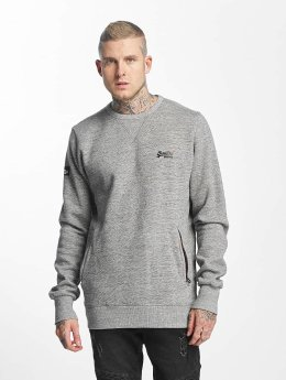 Superdry Pullover Orange Label Urban grau