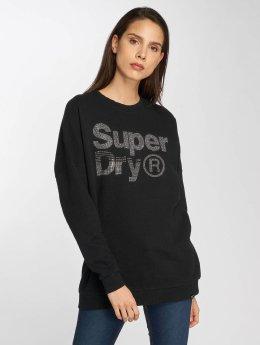 Superdry Puserot Sparkle Skater musta