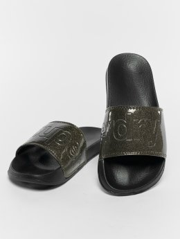 Superdry Sandaalit Pool Slides musta