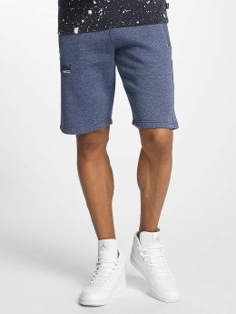 Superdry Orange Label Cali Shorts Sun Bleached Navy Snowy
