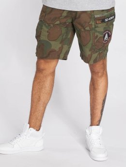 Superdry Short Core Lite camouflage