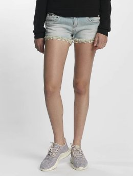 Superdry shorts Lace Trim blauw