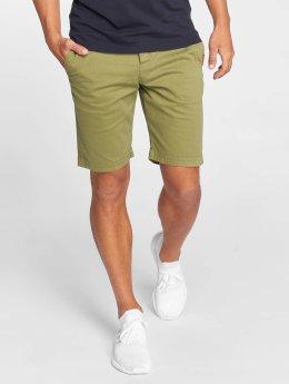 Superdry Shorts International Chino grün