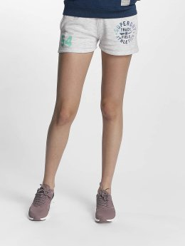 Superdry Shortsit Track And Field harmaa
