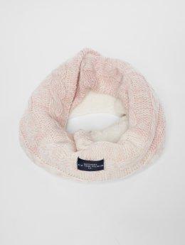 Superdry sjaal Clarrie pink