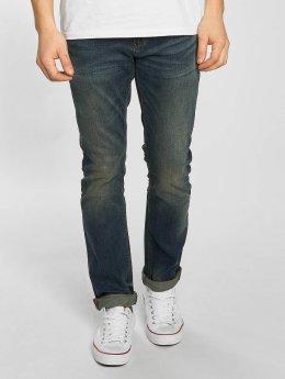 Superdry Slim Fit Jeans Vintage blau