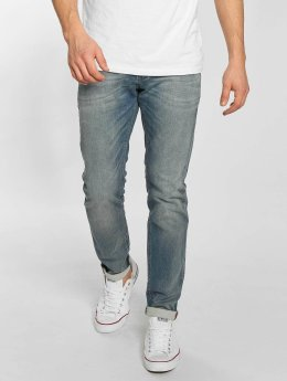 Superdry Slim Fit Jeans Jogger blauw