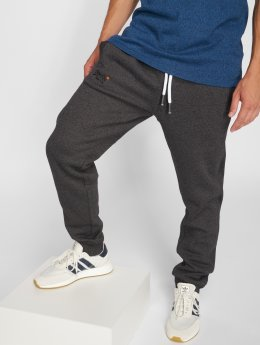 Superdry Spodnie do joggingu Orange Label Cuffed czarny