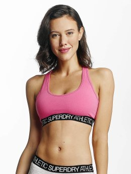Superdry / Sport BH Athletic i rosa