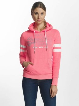 Superdry Sweat capuche Vintage Logo Duo Dot Entry magenta