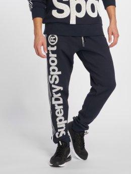 Superdry Sweat Pant Combat Sport blue