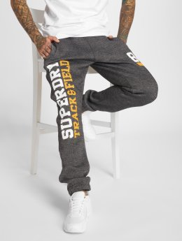 Superdry Sweat Pant Track & Field gray