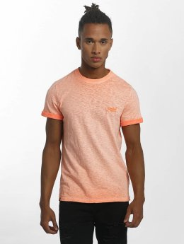Superdry T-paidat Orange Labl Low Roller oranssi