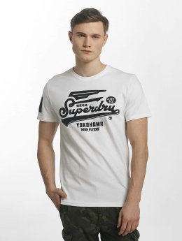 Superdry Retro High Flyers T-Shirt Optic