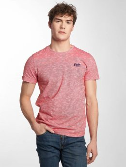 Superdry T-shirt M10007OQ rosso