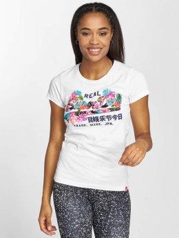 Superdry t-shirt Vintage Logo wit
