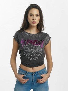 Superdry t-shirt Knot zwart