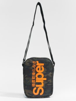 Superdry Torby Hamilton Pouch moro