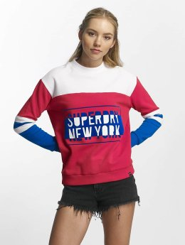 Superdry trui Pacific Colour Bock bont