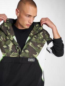 Superdry Veste mi-saison légère Jared Overhead camouflage