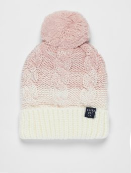 Superdry Winter Hat Clarrie rose