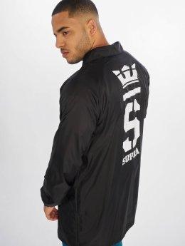 Supra Демисезонная куртка Champ черный