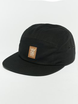 Supra 5 Panel Caps  Og Crown 5 Panel Hat Snapback Cap noir
