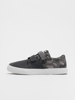Supra Baskets Stacks Vulc Ii V gris