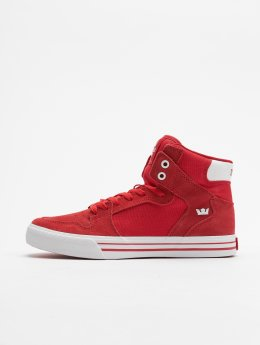 Supra Baskets Vaider rouge
