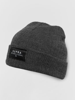 Supra Beanie Icon Intl grey