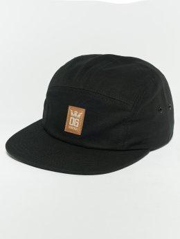 Supra Casquette 5 panel  Og Crown 5 Panel Hat Snapback Cap noir