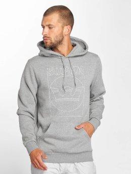 Supra Hoodie Lines gray