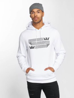 Supra Hoody Linked Crown weiß