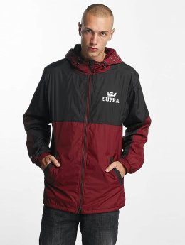 Supra Lightweight Jacket Dash red