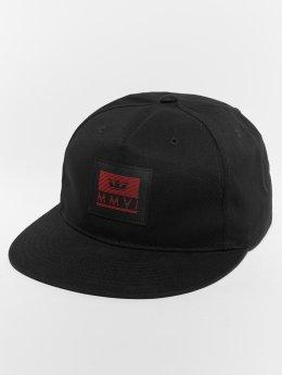 Supra snapback cap Jewel Pch Sldr zwart