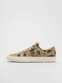Supra Sneaker Cobalt camouflage