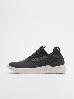 Supra Sneaker Titanium grau