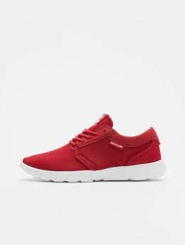 Supra Sneaker Hammer Run rosso
