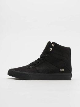 Supra Sneakers Aluminum black