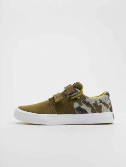 Supra Sneakers Stacks Vulc Ii V olivová