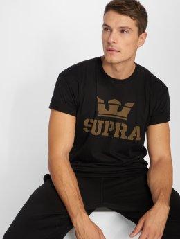 Supra T-Shirt Above black