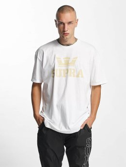 Supra Above T-Shirt White/Beige